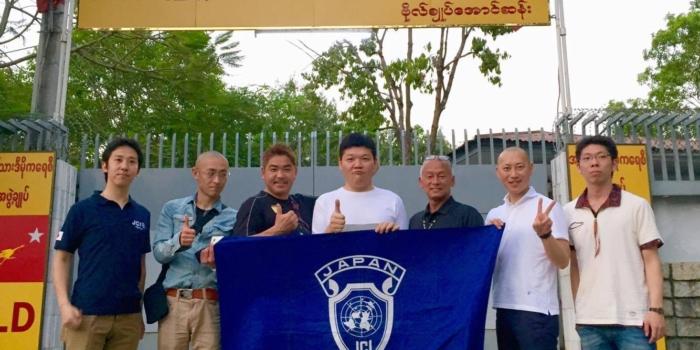 海外ミッション IN ミャンマー